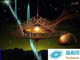 科学家解密来自银河系外的神秘无线电信号,可能发自外星人