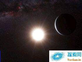 4光年外或许存在神秘星球或植物