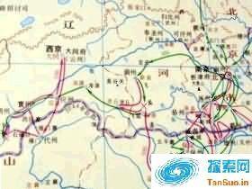 雍熙北伐地图 宋太宗雍熙北伐失败的原因都有哪些