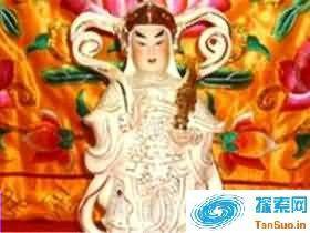 韦陀菩萨与昙花 韦陀和观音的故事