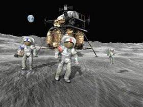 美国宇航局拟定月球基地任务为登陆火星做准备