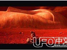 火星人也信仰佛教?火星上发现巨大卧佛像
