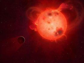 狂虐的恒星风暴:可能扼杀系外行星潜在的生命形式
