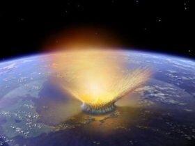 导致恐龙灭绝的行星撞击:让地球陷入18个月黑暗
