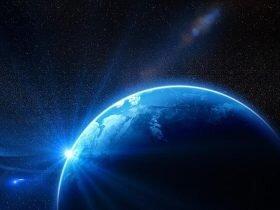 """第五级行星:人类活动影响过大地球处于""""混合""""状态"""