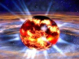 神奇的宇宙:黑洞能造黄金