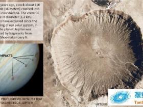 """揭秘""""通古斯""""大爆炸之谜 至今尚未发现陨石碎片"""