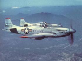 朝鲜战争中美军空军就这么强?