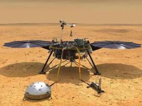 """没想到吧!火星竟然是个""""夹心蛋糕"""""""