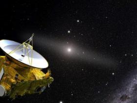"""""""新视野号""""勘测数据显示宇宙星系数量只有几千亿个"""