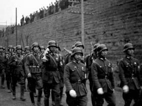 南京保卫战日军野蛮屠杀总数达30万人以上