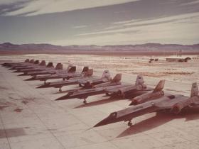 美国51区最离谱的绝密间谍飞机项目