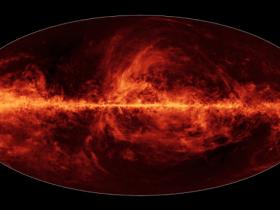宇宙微波背景辐射中出现违反宇称守恒定律的神秘现象