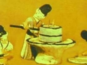 在等级森严的秦朝 老百姓和贵族的主食和副食有什么区别?