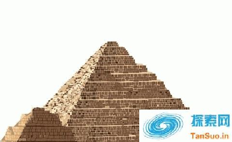 金字塔未解之谜-世人未解
