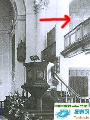 鬼魂之谜_世界上有鬼吗_下面是30多张当时沸沸扬扬的鬼魂图片