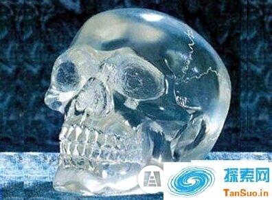 玛雅人水晶头骨之谜
