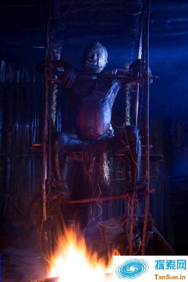 四川有熏肠,国外有熏尸,也是木乃伊制作的方法之一。