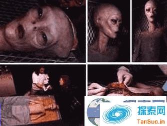 真相终曝光:震惊全球的九大外星人事件(图)
