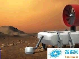 NASA研发金星漫游车:可独立行走 不靠电