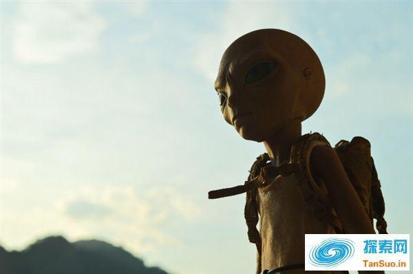 科学家:外星人已出现在地球 景象是这样