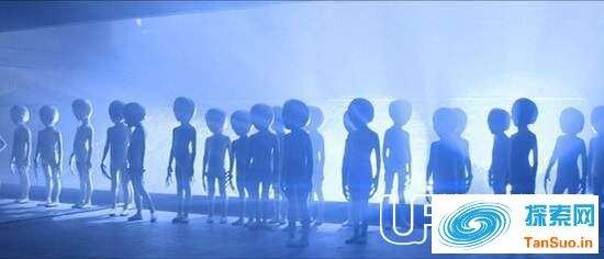 恐怖外星人接触事件 遇到外星人你会怎样