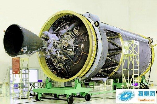 640吨!印度最大火箭准备发射:能载人