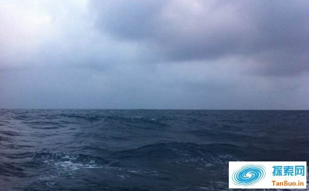 澎湖海域失事案件或是百慕大三角有关
