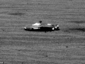 """还敢说没外星人?""""好奇号""""火星发现这个东西"""