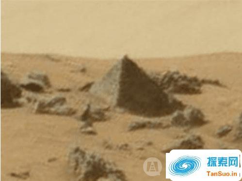 揭秘火星上的金字塔之谜