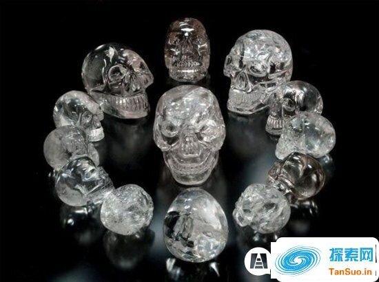 玛雅文明之水晶头骨之谜