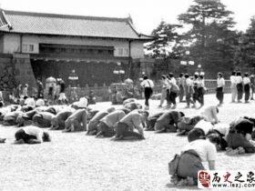 日本投降之后的韩国什么样 痛哭和自杀者随处可见