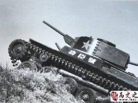 """智取""""功臣号"""":我军首支坦克大队成立背后的故事"""