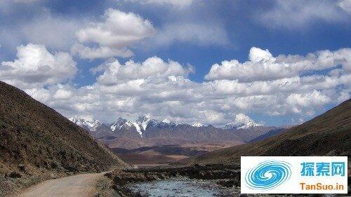 西藏地底下的玄机