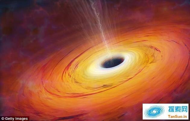 """早期宇宙摆脱""""黑暗时代"""" 黑洞功不可没"""