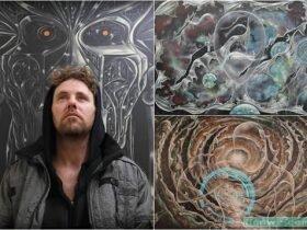 英国画家画外星画,称多次被外星人绑架