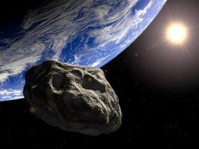 """巴士大小小行星与地球""""擦肩而过"""":仅距离8.7万公里"""