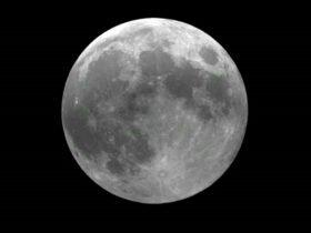 月球新发现:30亿年前曾经有浓密的空气