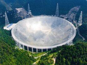 """中国首次!""""天眼""""FAST射电望远镜新发现2颗脉冲星"""