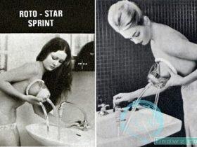 20世纪时的丰胸仪器:维纳斯之杯
