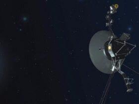 NASA成功唤醒停用37年的星际探测器旅行者1号