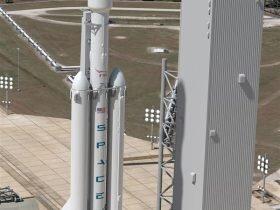 高20层楼!人类史上第二大火箭开始测试:就在下个月