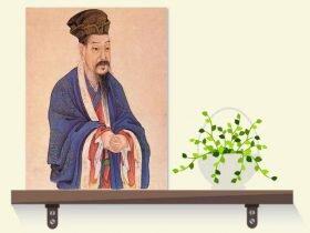 这位大儒官拜大理寺丞、国子博士,死后家产不过百文……