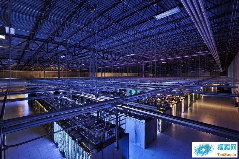 Google 的资料中心现在已经交由 AI 操作冷却系统