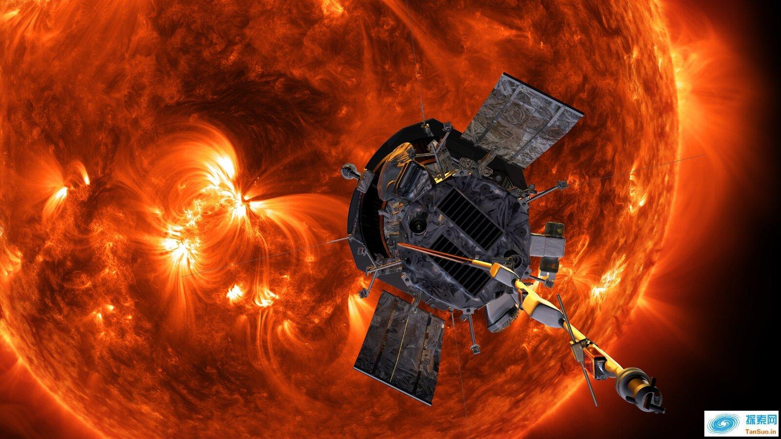 NASA 准备好发射第一枚深入日冕的太空探测器了