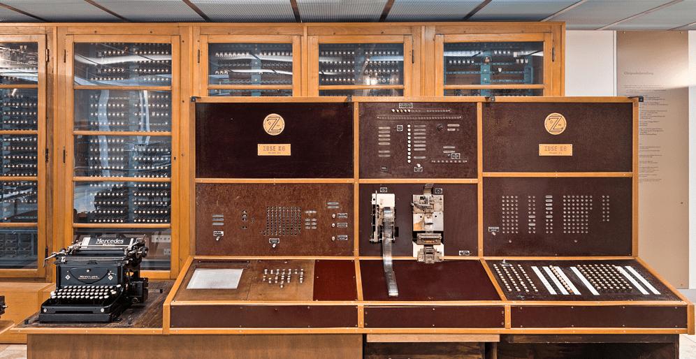 现存最古老的计算机操作手册在德国博物馆展出