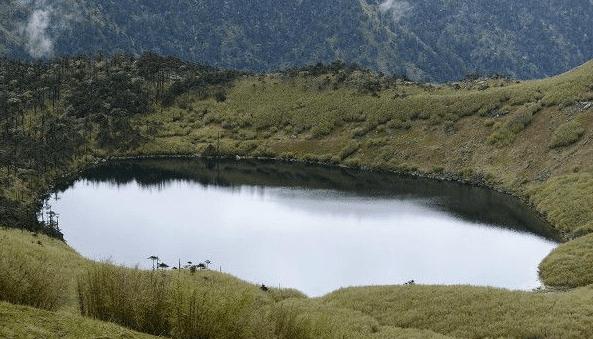 云南迷人湖之谜终于真相大白了
